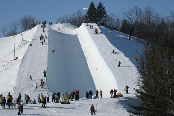 Planet Built | Snow Park